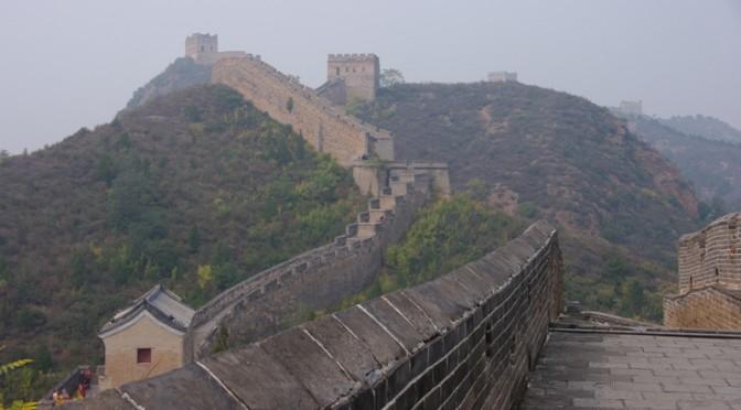 La Grande Muraille de Chine, Randonnée loin des sentiers battus, Pékin, Chine
